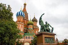 Catedral de São Basílio, a igreja mais bonita do mundo