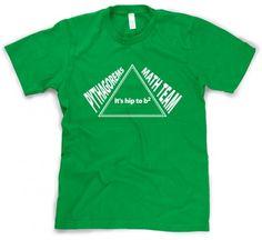 Pythagorems Math Team T-shirt