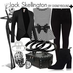 Jack Skellington +
