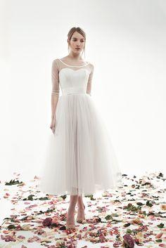 Закрытые и кружевные свадебные платья   Свадебные платья с рукавами