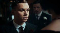 Peaky Blinders Season Three - Michael Gray