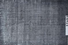 6.4x9.6ft Turkey Overdye Gray Rug Modern Area by ArtcoreIstanbul, $741.00