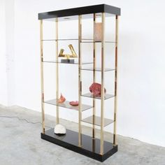 Located using retrostart.com > Roomdivider Wall Unit by Unknown Designer for Unknown Manufacturer