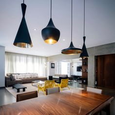 Un style urbain et contemporain pour ce loft situé à São Paulo !