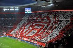 mia san mia - Bayern München Südkurve