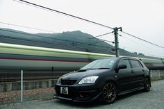 My jdm C-one corolla runx~ Car Mods, Trd, Jdm Cars, Toyota Corolla, Amazing Cars, Betta, Garage, Vehicles, Easy