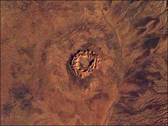 Gosses Bluff Impact Crater, Northern Territory, Australia