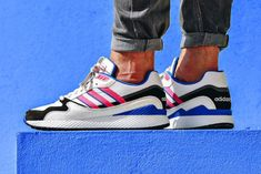 On-Foot with adidas' New Ultra Tech