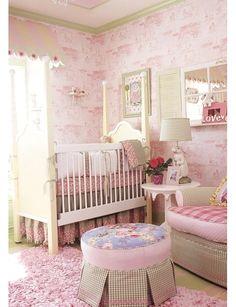 nursery design idea - Home and Garden Design Ideas
