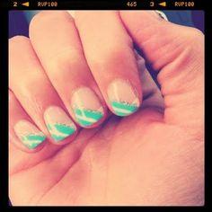 mama style....: beach nails!!