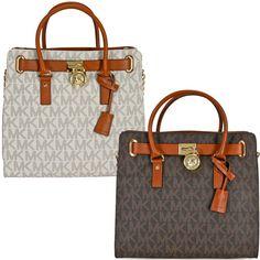 Michael Kors Hamilton Large Tote - Many Styles in Clothing, Shoes & Accessories, Women's Handbags & Bags, Handbags & Purses | eBay