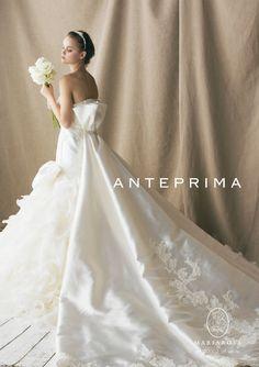 ANTEPRIMA(アンテプリマ) | ウェディングドレス・カラードレス from エスプリ・ド・ナチュール