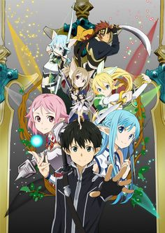 Finally watched SAO 2!!! In enlgish sub though :''( Love dub a million times…