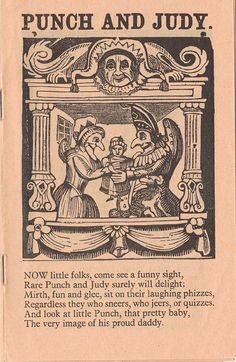 Punch and Judy Story, Verzamelen-Vintage