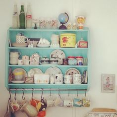 Collections... @insideoutmag #sharemystylekitchen