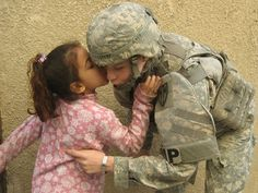 Image result for unlikely  friendships soldier