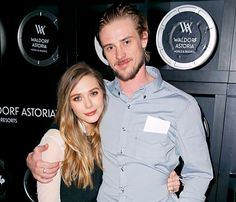 Elizabeth Olsen is engaged to marry boyfriend Boyd Holbrook after nearly two years of dating, a source confirms to Us Weekly