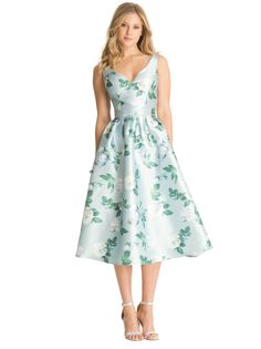 Chi Chi London / floral bridesmaid dress #bridesmaids