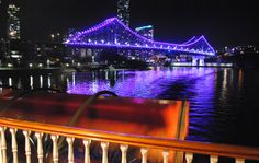 Cruise on our timber paddle wheelers in Brisbane  www.kookaburrariverqueens.com Golden Gate Bridge, Paddle, Brisbane, Cruise, Travel, Viajes, Cruises, Destinations, Traveling