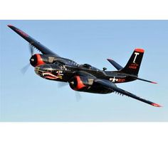 """DOUGLAS A-26 """"INVADER"""""""