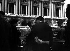 Kus voor de Opera / Kisses for Opera, 1950's, Kees Scherer, Dutch (1920 - 1993)