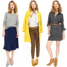 10 Fall Styling Tips From J.Crew