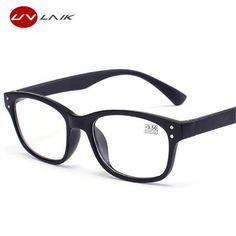 1302136d885 UVLAIK Reading Glasses Women Men Ultralight Resin Lenses Elderly TR90  Presbyopic Eyeglasses Diopter 1.0 1.5 2.0