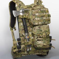 Tactical vest/backpack