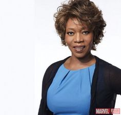 Alfre Woodard joins Marvel's Luke Cage as Mariah Dillard