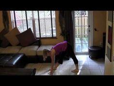 Jessica Smith: Cardio Barefoot Flow. 36 minute video