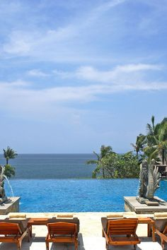 Among the five swimming pools is the infinity-edge Ocean Beach Pool, overlooking a private beach. AYANA Resort and Spa Bali (Bali, Indonesia) - Jetsetter