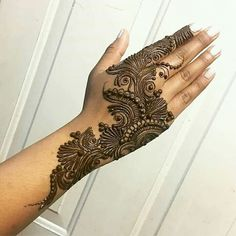 Short Mehndi Design, Mehndi Designs Book, Finger Henna Designs, Mehndi Designs For Girls, Mehndi Style, Mehndi Design Pictures, Unique Mehndi Designs, Beautiful Mehndi Design, Latest Mehndi Designs