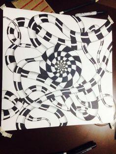#curvas #profundidad #movimiento #curve