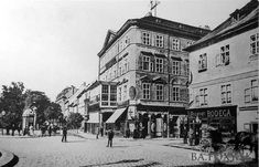 Bratislava, Old Street, Hungary, Austria, Ulice, Street View, Squares, Times, Bobs