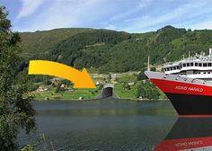 Stads skipstunnel i Norge blir världens första tunnel för fartyg.  http://www.aftonbladet.se/resa/kryssningar/article16602733.ab