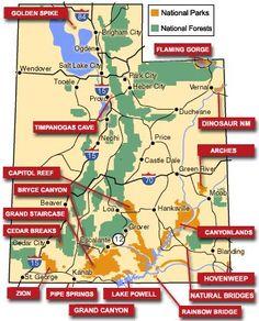 nice National Parks - National Parks Utah Guide