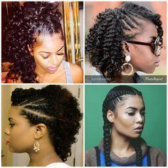 33 Penteados com tranças para cabelos crespos e cacheados