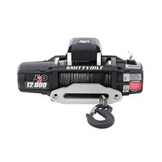 Smittybilt (98512) X2O Waterproof Synthetic Rope Winch – 12000 lb. Load Capacity  Wireless Remote6.6 HP Amphibious motor and 3 Stage Planetary Gear SystemLifetime Mechanical Warranty, 5 Year Electrical Warranty  http://industrialsupply.mobi/shop/smittybilt-98512-x2o-waterproof-synthetic-rope-winch-12000-lb-load-capacity/