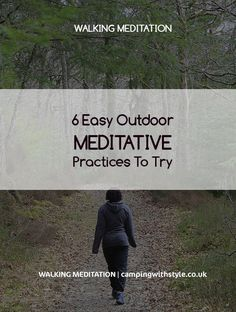 Walking meditation p