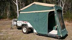 Flip over camper trailer  (hardfloor) http://www.mynrma.com.au