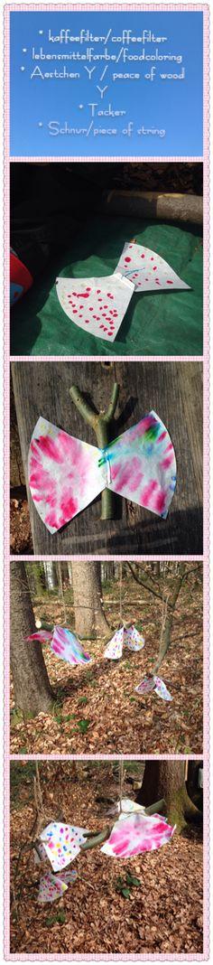 Schmetterling du kleines Ding