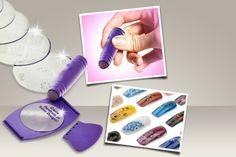 Nail Art Stamp Kit