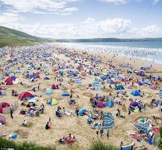 Woolacombe Beach   North Devon