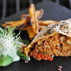 Vegan & Spicy: Weißkraut asiatisch gewürzt mit Tofu