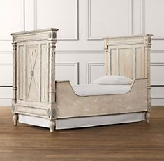 LOVE this toddler bed!
