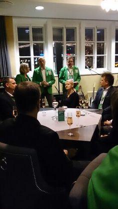 Key figures in KasvuOpen process. Nina Rautiainen, Uljas Valkeinen ja Sampsa Laine