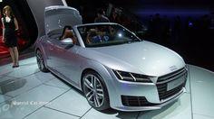 2016 Audi TT Roadster at LA Auto Show 2014; http://www.specialcarstore.com/content/beauties-dbeats-la-auto-show-2014