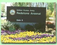 Redstone Arsenal  - my first child was born here.