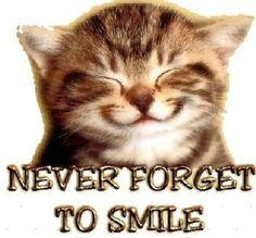 Vergeet niet te lachen