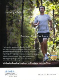 Methodist Health Ad - More Hospital Print Ads From My Bulletin Board